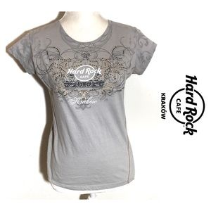 Hard Rock Cafe Krakow T-shirt